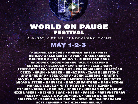 Catch LIVVIA, Christian Paul, & Ebenezer Perform at The Nocturnal Times #WorldOnPause Festival