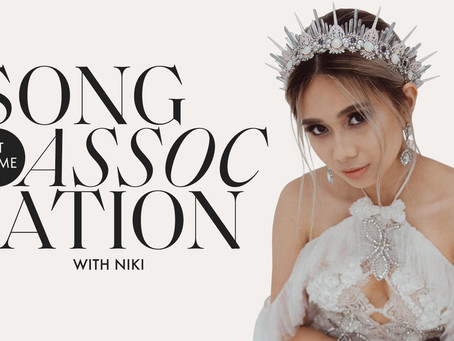 "NIKI Sings Billie Eilish, Mariah Carey, and ""Indigo"" in a Game of Song Association 
