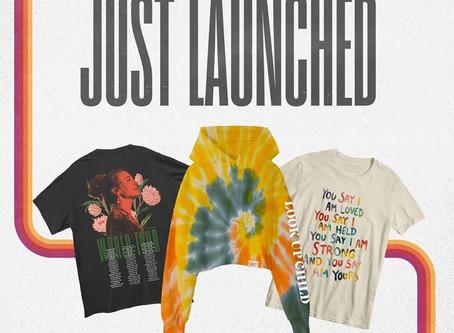 NEW TOUR, NEW MERCH: Shop Lauren Daigle's Online Store Now