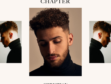 """Pop/R&B Singer-Songwriter Christian Paul Announces the Release of """"Chapter"""" from Upcoming Debut EP"""