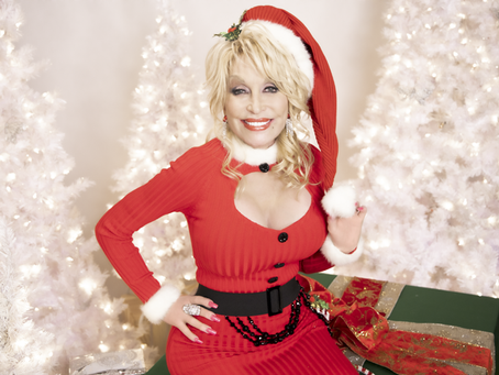 "Dolly Parton Announces ""A Holly Dolly Christmas"" CBS Special"