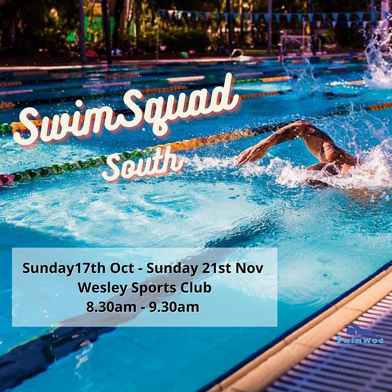 Swim Squad South 8.30