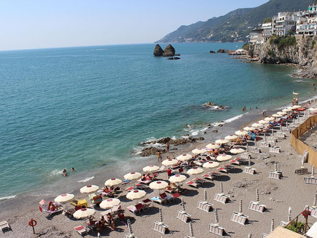 Le 5 spiagge più belle della Costiera Amalfitana