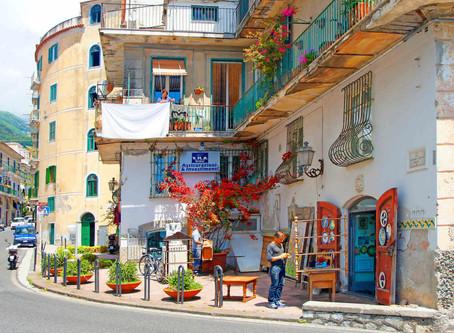 I borghi della Costiera Amalfitana