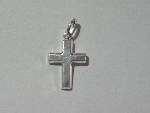 Cruz de prata - 2 cm