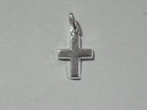 Cruz de prata - 1,5 cm
