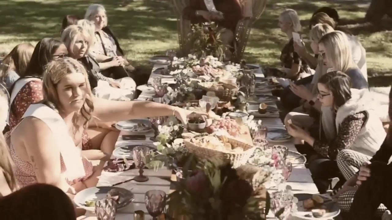 Picnic Grazing Table