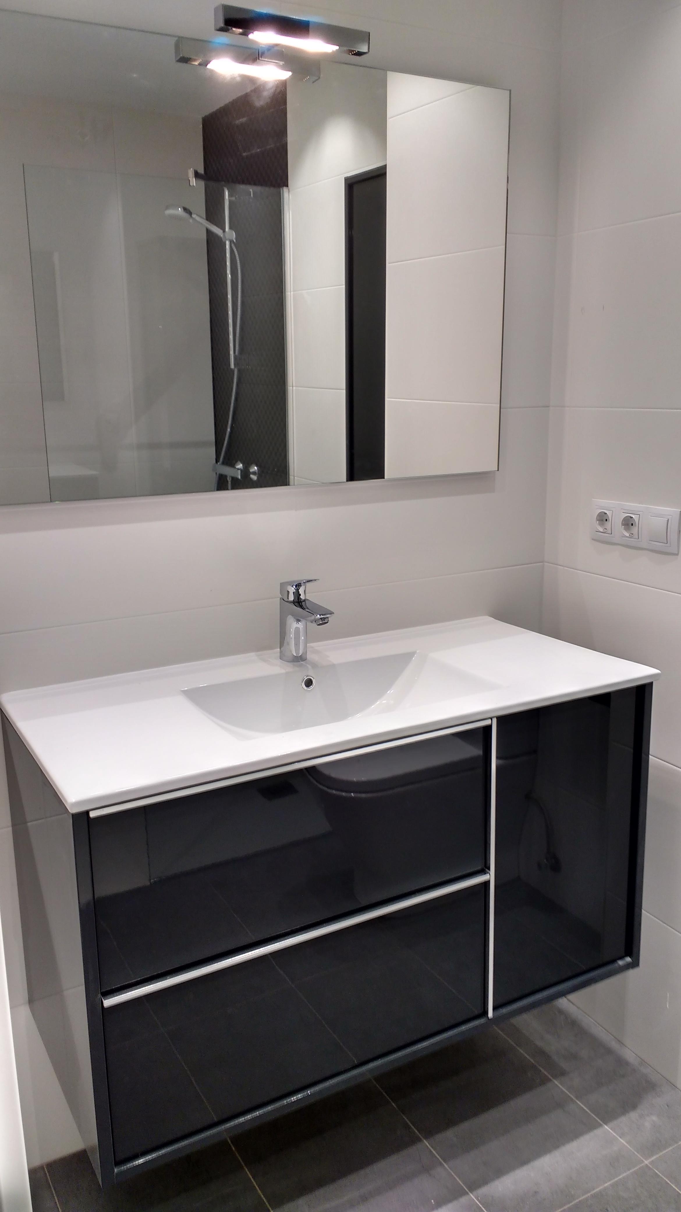 Proyecto reforma 2 baños