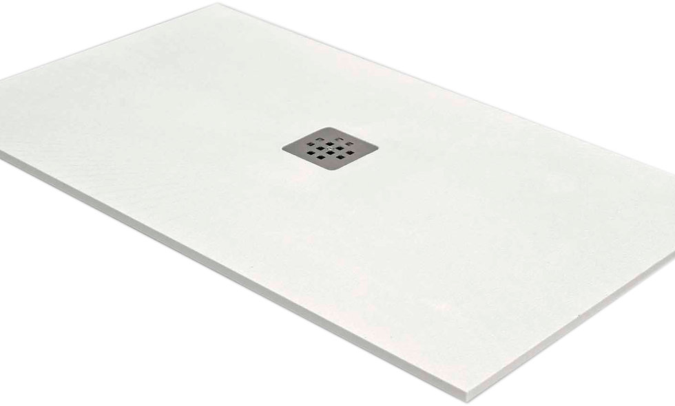 Plato de ducha SOLID color BLANCO 180X70cm
