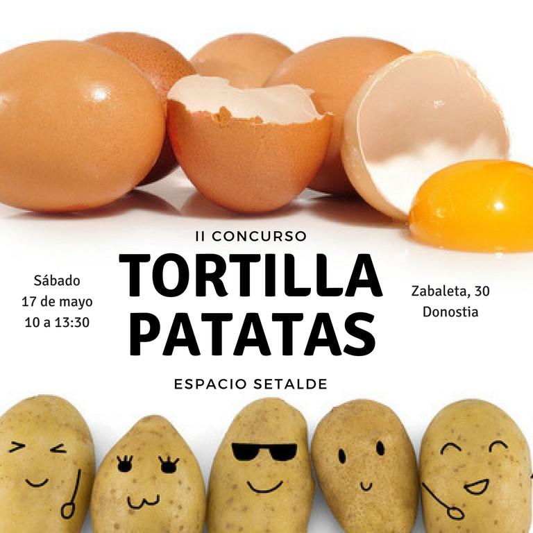 II CONCURSO TORTILLA DE PATATA