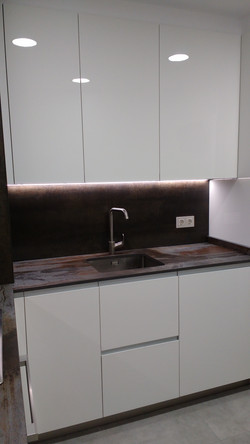 Reforma de cocina en Gros (Donostia)