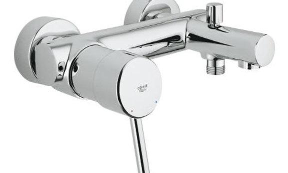 """Concetto Monomando para baño y ducha 1/2"""" de Grohe"""