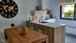 Reforma de cocina en Berio Donostia