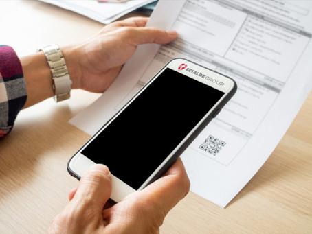 El código QR de la nueva factura eléctrica: más información para el consumidor