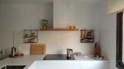Reforma de cocina en Berio: Campana