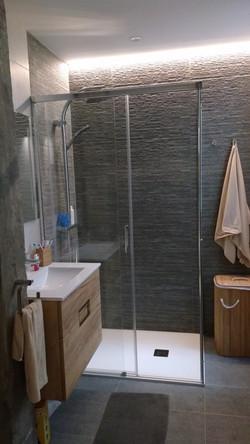 Reforma baño Donostia