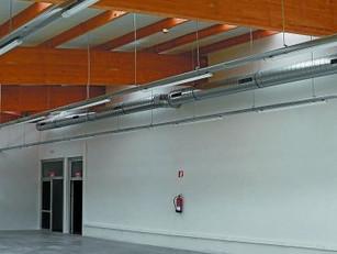 Inergetika participa en el diseño y la dirección de obra del nuevo edificio del centro deportivo Ast