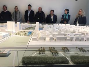 Inergetika visita Viena junto al Clúster Donostia para conocer su estrategia Smart