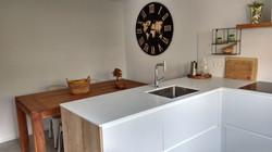 Reforma de cocina en Berio 2