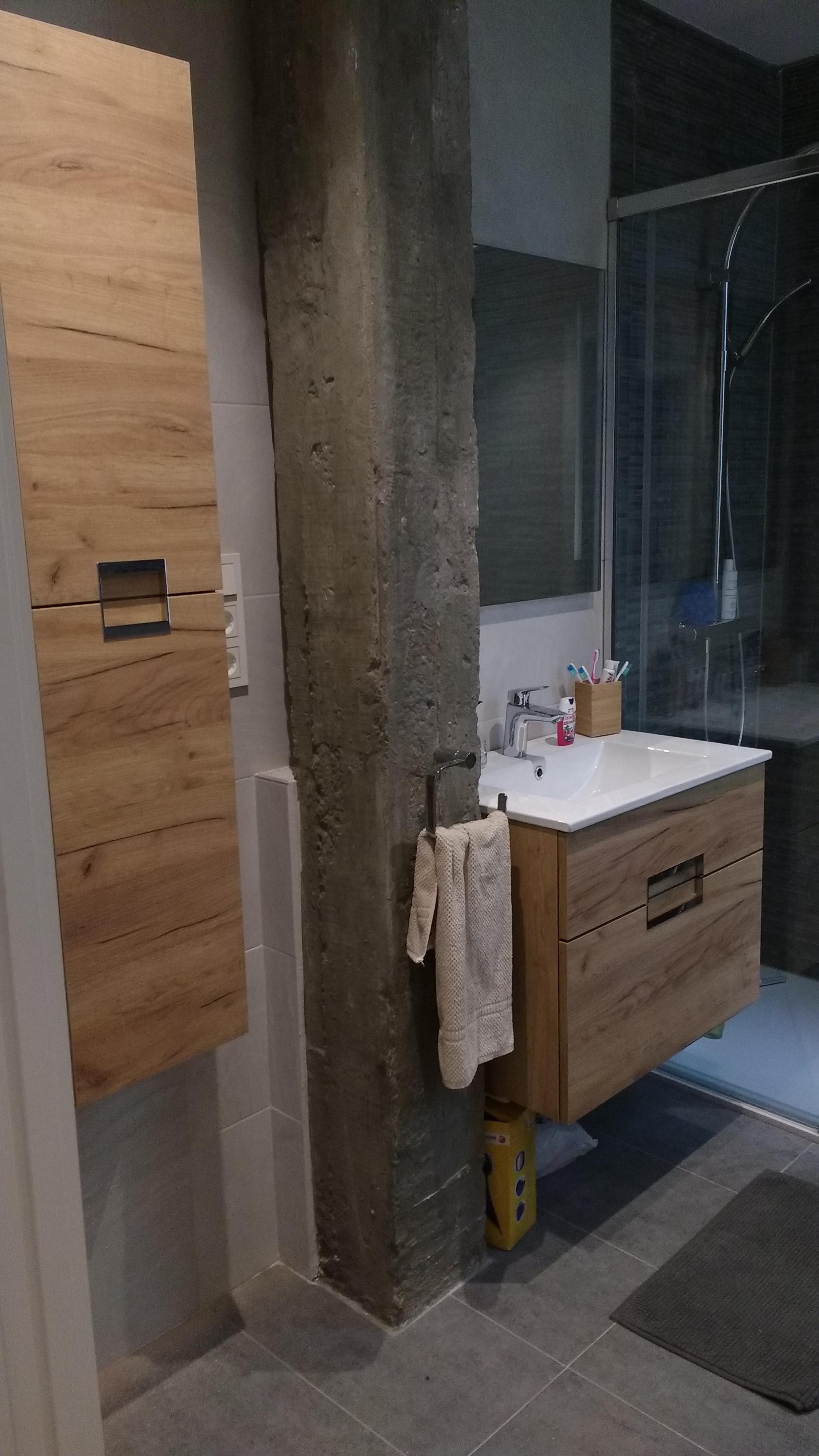 Reforma baño Trintxerpe-Donostia