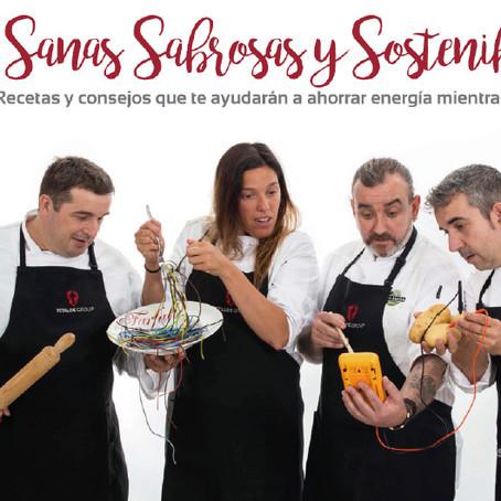 """Espacio Setalde Donosti publica la Guía de Recetas """"Sanas, Sabrosas y Sostenibles"""""""