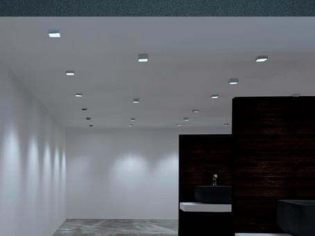 Iluminación en interiores para destacar detalles del espacio