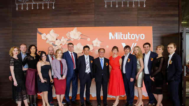 Mitutoyo Meeting Day | 100 персон