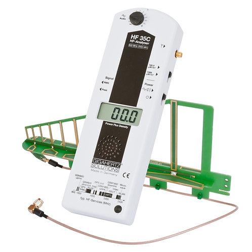 HF analysator 800 MHz til 2,7 GHz Gigahertz Solutions