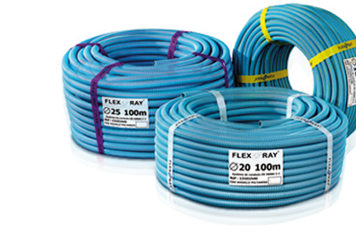 PREFILZEN Twisted wires 3G2,5, 100m