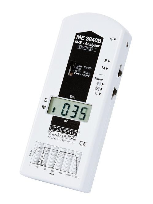 LF analysator elektriske og magnetiske felt ME3840B Gigahertz Solutions