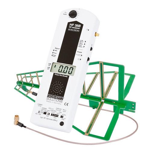 HF analysator HF 38B 800 MHz - 2,7 GHz