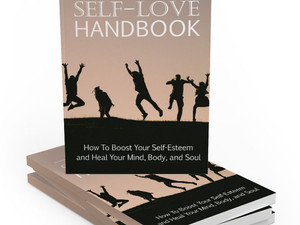 The Self-Love Handbook eBook (Sale)