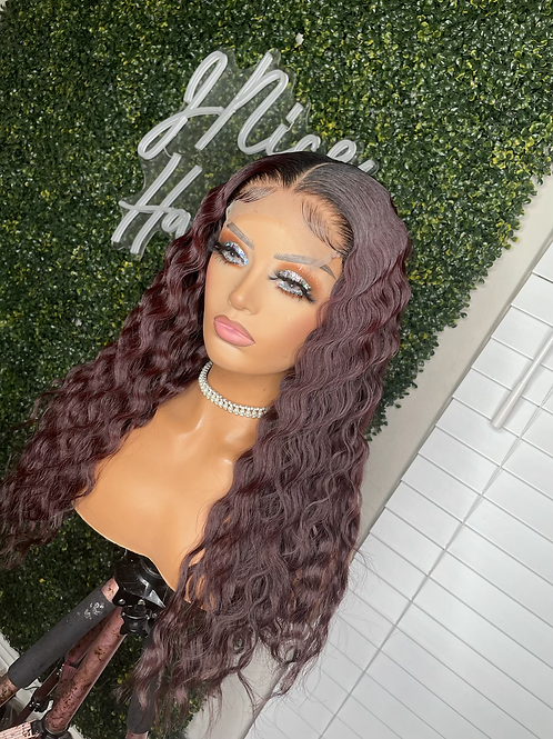 Wig #11 size 22