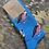 Thumbnail: Shuttle Socks Blue Partridge