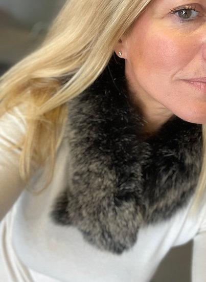 Detachable Fur Collar