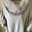 Thumbnail: Luxury Suedette Fur Trimmed Poncho