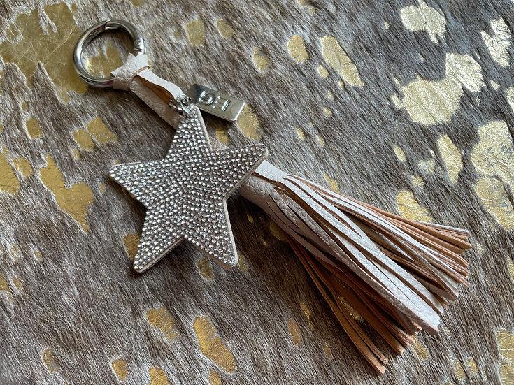 Star & Tassel Keyring