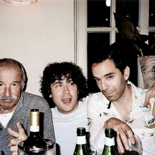 My trio hangin' with the legendary Joe Zawinul, back in the day!.pn