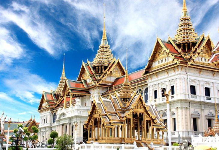 Grand Palace & Wat Prakeaw in Old City Bangkok