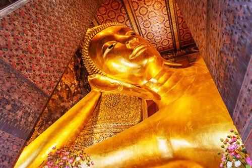 Wat Pho in Old City Bangkok