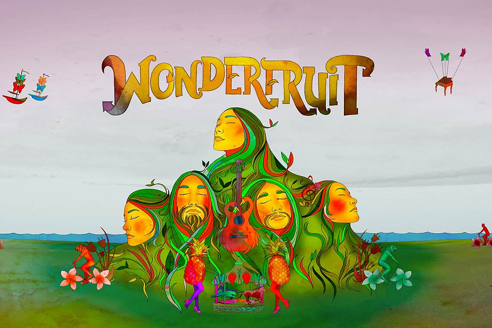 Wonderfruit Music and Arts Festival in Pattaya
