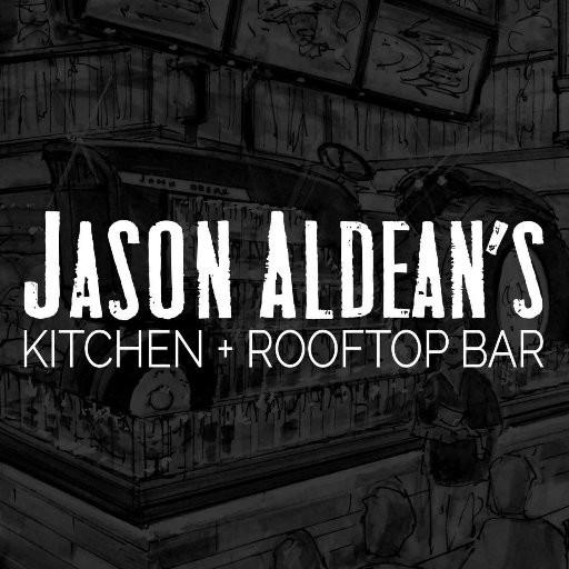 Jason Aldean's Kitchen Rooftop Bar