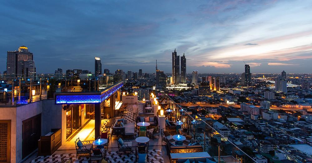 Yao Restaurant & Rooftop Bar Bangkok