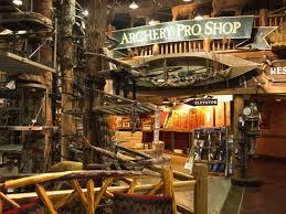 Memphis Pyramid Archery Pro Shop