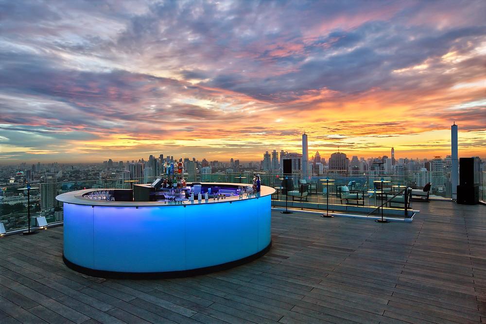 Octave Rooftop Lounge & Bar Bangkok