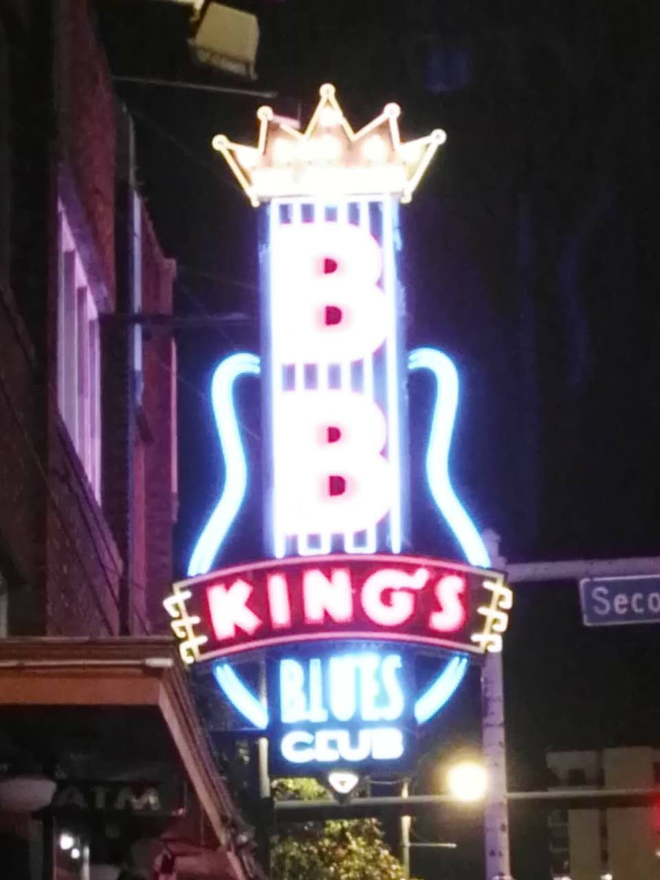 BB Kings Blues Club Beale Street Memphis