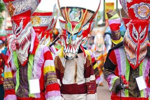 Ghost Festival in Phi Ta Khon