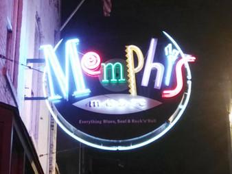 Walking in Memphis