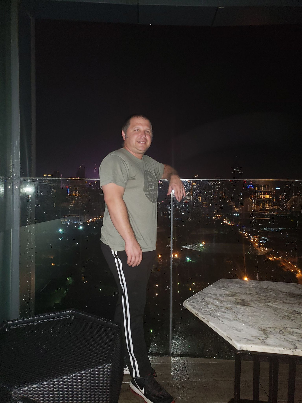 Sofitel Hotel Bangkok Jeff Epps Outcast Vagabond