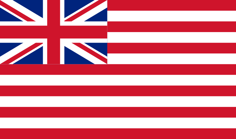 Flag of the British East India Company (1801)